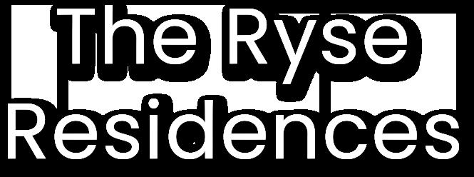 The Ryse Residences